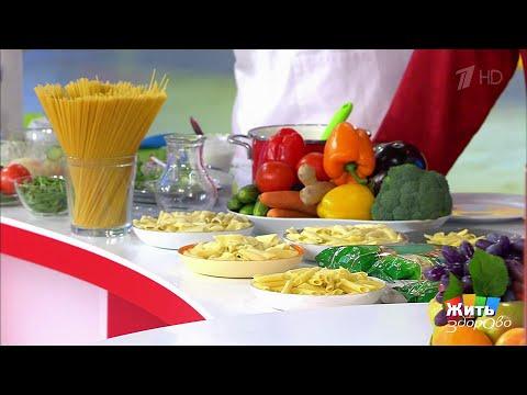 Жить здорово! Лапша— здоровые рецепты(27.10.2017) » Freewka.com - Смотреть онлайн в хорощем качестве