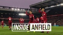 Inside Anfield Liverpool 4-3 Crystal Palace TUNNEL CAM from the Reds dramatic win
