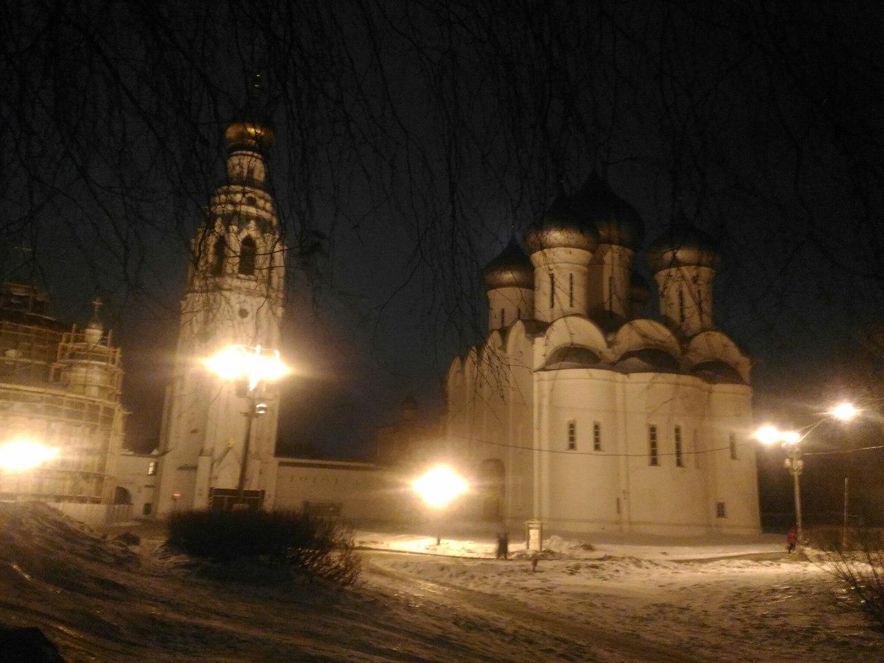 Поездка в Ярославль и Вологду