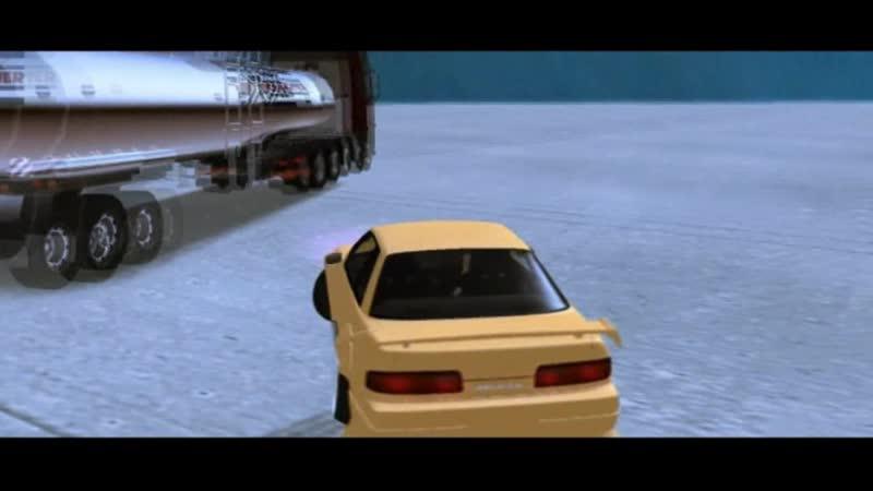 Nissan Silvia s 13IIНаваливаетII