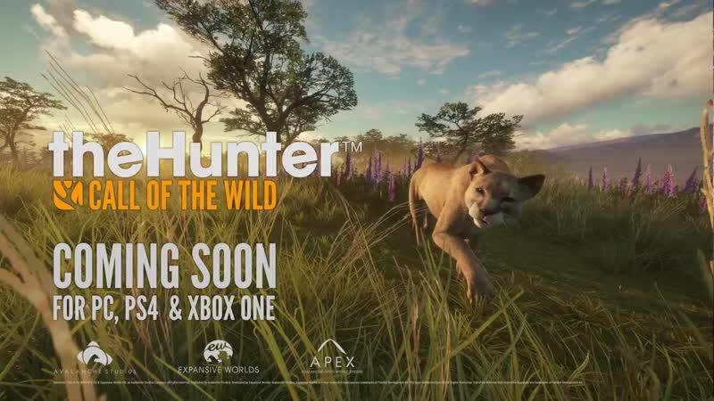 Трейлер нового заповедника Парк Фернандо Пеньяльвер для игры theHunter: Call of the Wild!