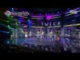 180719 TWICE - Dance The Night Away + Win @ M!Countdown