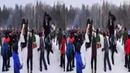 Снежки и Осада крепости на Бакшевской Маслянице