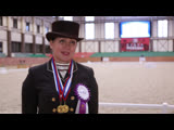 Инесса Меркулова - победитель в программе Малый Приз