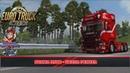 [ETS2 v1.32x] Scania R500 - Weeda Penoza ( DTSPshnik Trucker)