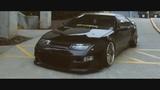 """Black Widow"" - Nissan 300zx  Clean Culture"
