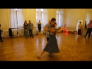 Школа аргентинского танго Спб Эрнан Бруса Юлия Зуева 01