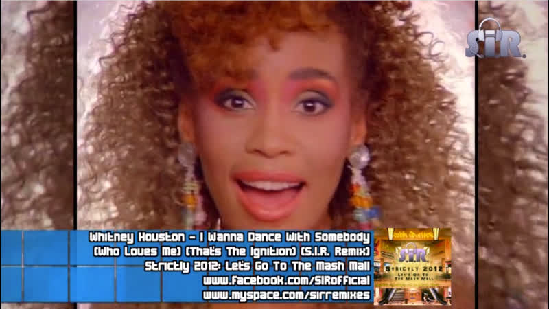 Whitney Houston vs. R. Kelly - I Wanna Dance With Somebody (Who Loves Me) (That's The Ignition) (S.I.R. Remix) | Mashup