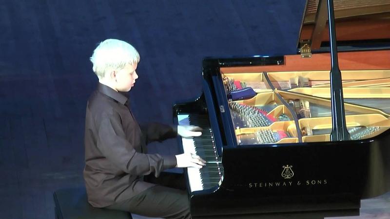 Alexander Malofeev -- F. Liszt. Mephisto Waltz No. 1, S.514