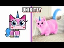 Unikitty Characters In Real Life