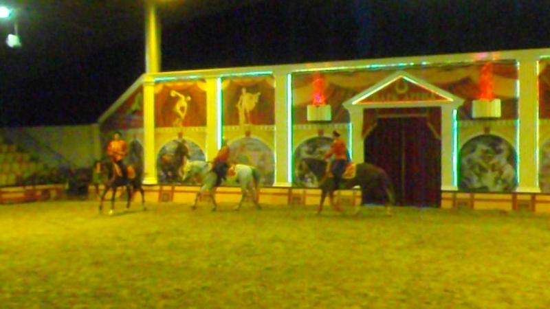экстрим шоу кубанские казаки Свадьба в Малиновках