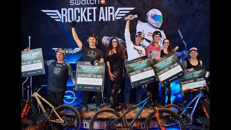 Swatch Rocket Air 3000 - Highlights Finals