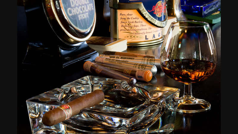 Мастер-класс по изготовлению сигар дома =))
