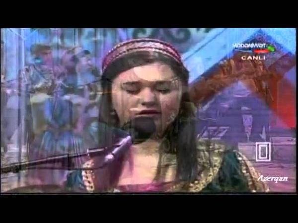 Səbinə Ərəbli - Mirzə Hüseyn segahı ( Muğam müsabiqəsi 2011 )