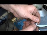 вскрытие замка кале 6 пинов.Ключ импрессионный для однорядного замка Кале.KALE 6 ПИН.