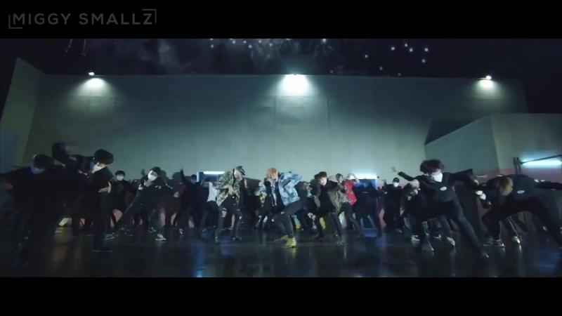 NCT U / BTS / EXO / MONSTA X – Boss / Fire / Ko Ko Bop / Dramarama (feat. NCT 127 – Cherry Bomb)