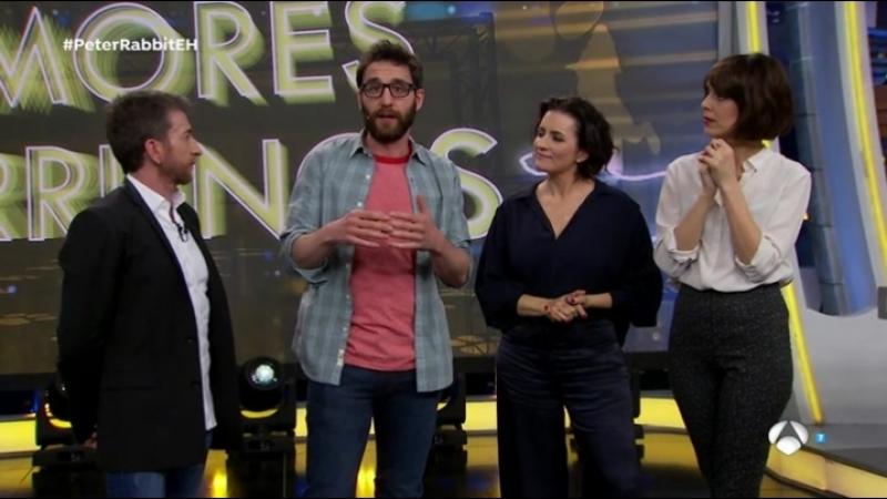El Hormiguero 3.0 Silvia Abril, Dani Rovira y Belén Cuesta