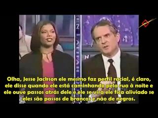 Jared Taylor Discute Perfil Racial   The Queen Latifa Show