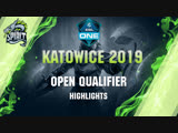 Best moments of ESL One Katowice EU Qual