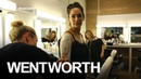 Franky Make Up Transformation   Wentworth Season 4