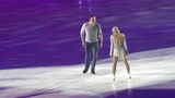Art on Ice 2019 - Aljona Savchenko &amp Bruno Massot - James Blunt