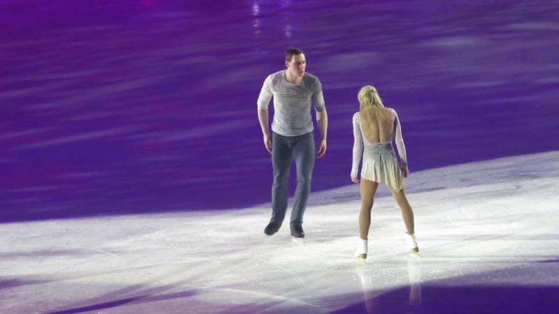 Art on Ice 2019 Aljona Savchenko Bruno Massot James Blunt You're Beautiful
