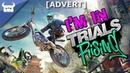 I'M IN A VIDEO GAME! Trials Rising Rap | Dan Bull
