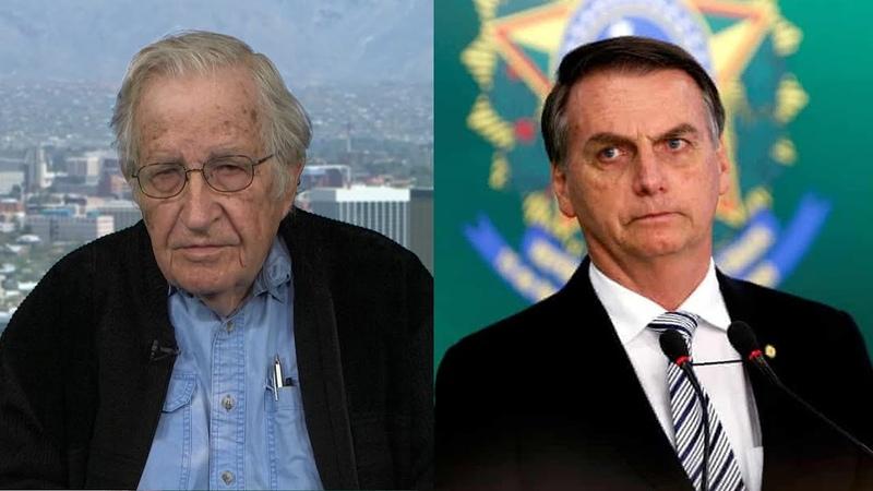 After Visiting Brazil's Lula in Prison, Noam Chomsky Warns Against Disaster Under Jair Bolsonaro