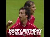 Happy Birthday, Robbie!
