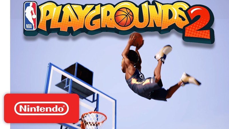 NS\PS4\XBO - NBA Playgrounds 2