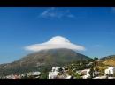 ! Чудо появления облака на горе Фавор в Преображение