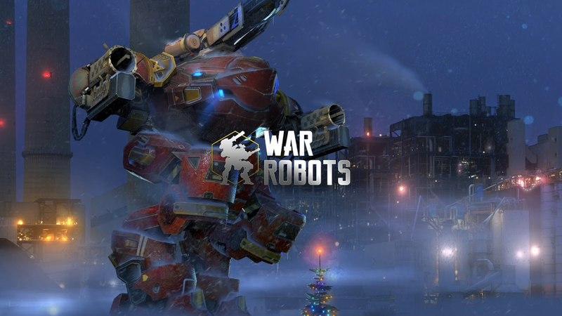 War Robots Ни капли любви к своему проекту нет? От Bratycha