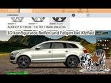 AUDI Q7 5130.00 - 3.0 TDI 176kW 2967ccm - Reifen und Felgen bei KfzRad.de