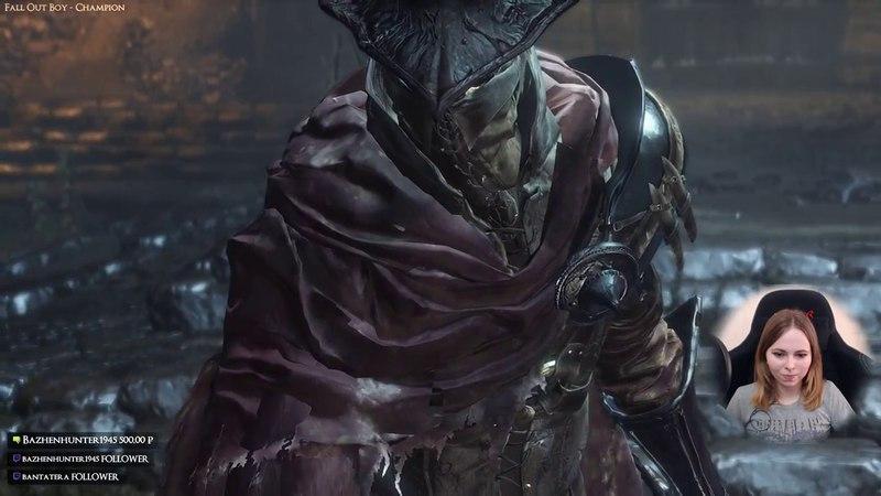PC NG 4 Хранители Бездны Чародей Dark Souls III