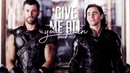 Give me all your pain | Thor Loki