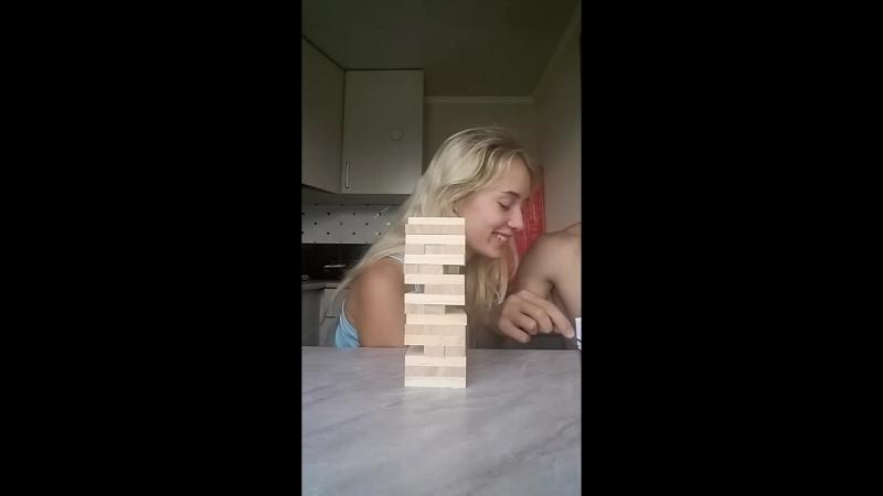 Игра деревянная башня