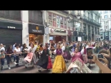 Fiestas del Pilar en Zaragoza. Праздник ель Пилар в Сарагосе