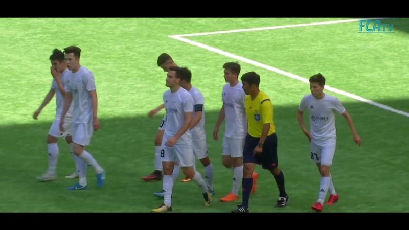 Вторая лига. Астана -м - Академия Онтустик 1-0