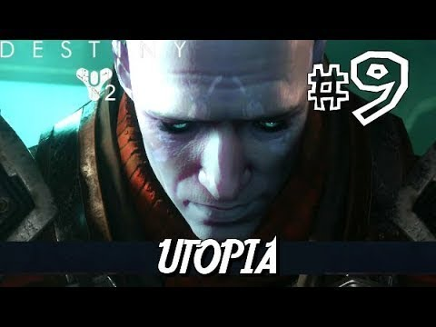 Destiny 2 subterrâneo cap.9 UTOPIA