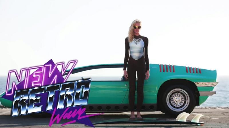 Sunset Cruising - A NewRetroWave Mixtape _ 1 Hour _ Retrowave_ Dreamwave_ Chillw