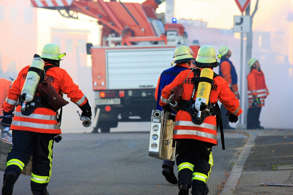 Школьники из Ростокина побывали в Музее пожарной охраны
