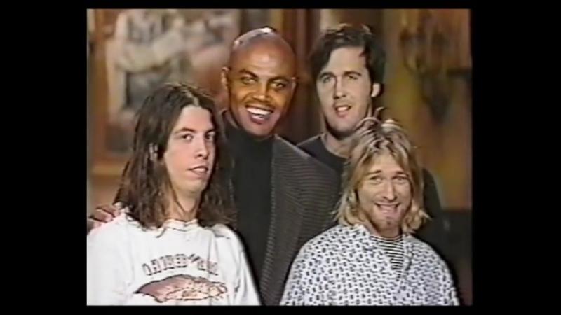 Nirvana - SNL Promo Rehersal 1993