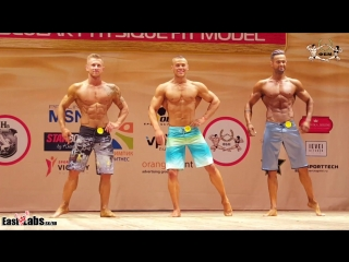 2018 Men's Physique Bikini Stars - Men's Physique OVERALL