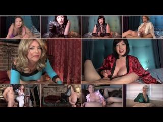 Дрочка члена от mistresst #6 (cfnm, handjob, cumshot, orgasm, femdom, milf, милфа, госпожа,кончает,оргазм,мастурбация,эякуляция)