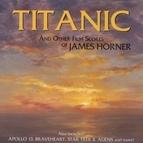 James Horner альбом Titanic And Other Film Scores Of James Horner