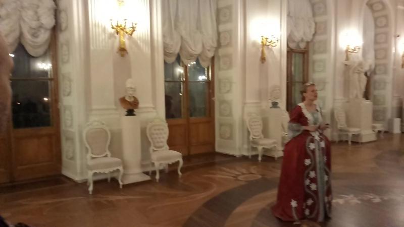 Гатчинский дворец эпохи царей👑