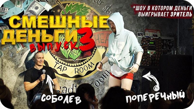 Поперечный и Соболев вырубили пьяную хеклершу