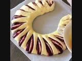 Выпечка-Пирог с малиной