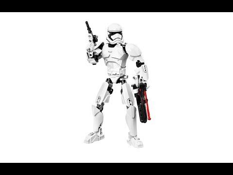 Конструктор LEGO Star Wars - Штурмовик Первого Ордена (75114)