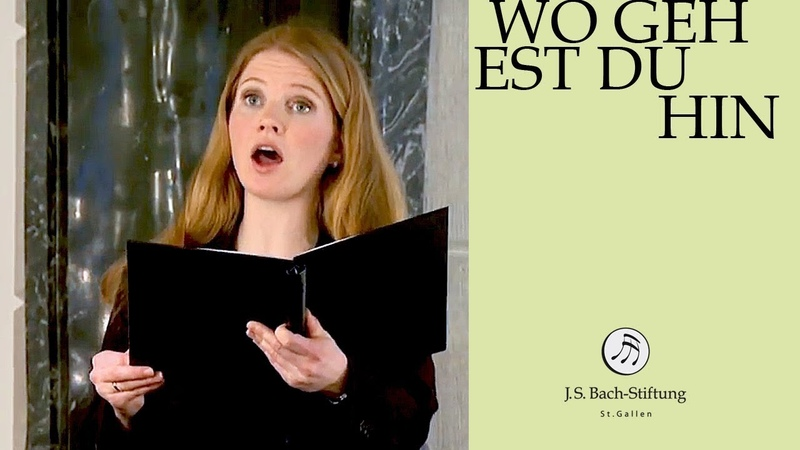 J S Bach Cantata BWV 166 Wo gehest du hin J S Bach Foundation